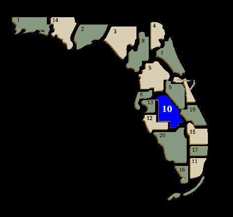 Debt Collection Attorneys 10th Circuit Court Florida