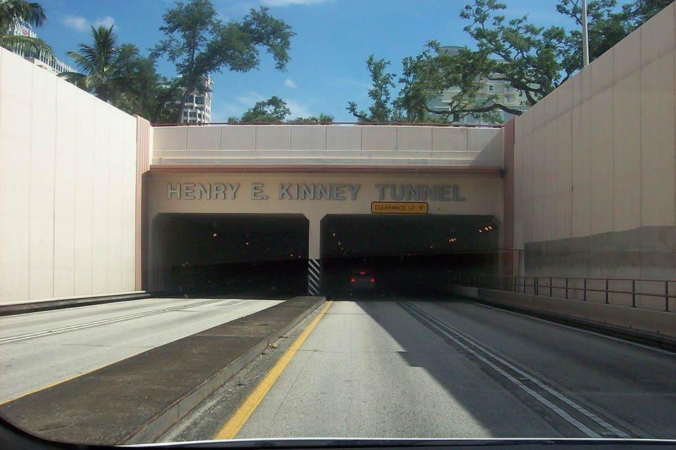 Hekinney tunnel