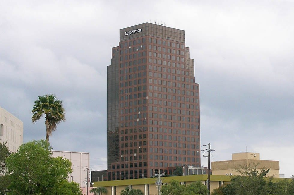 Autonation headquarters