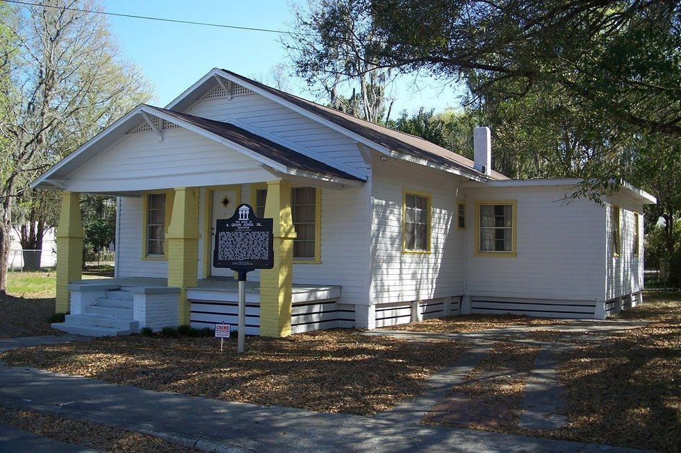 Gainesville FL AQ Jones
