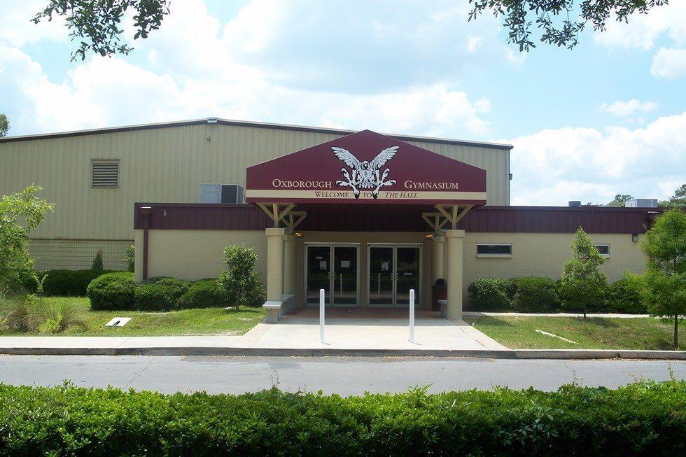 Gainesville FL Oak Hall School gym