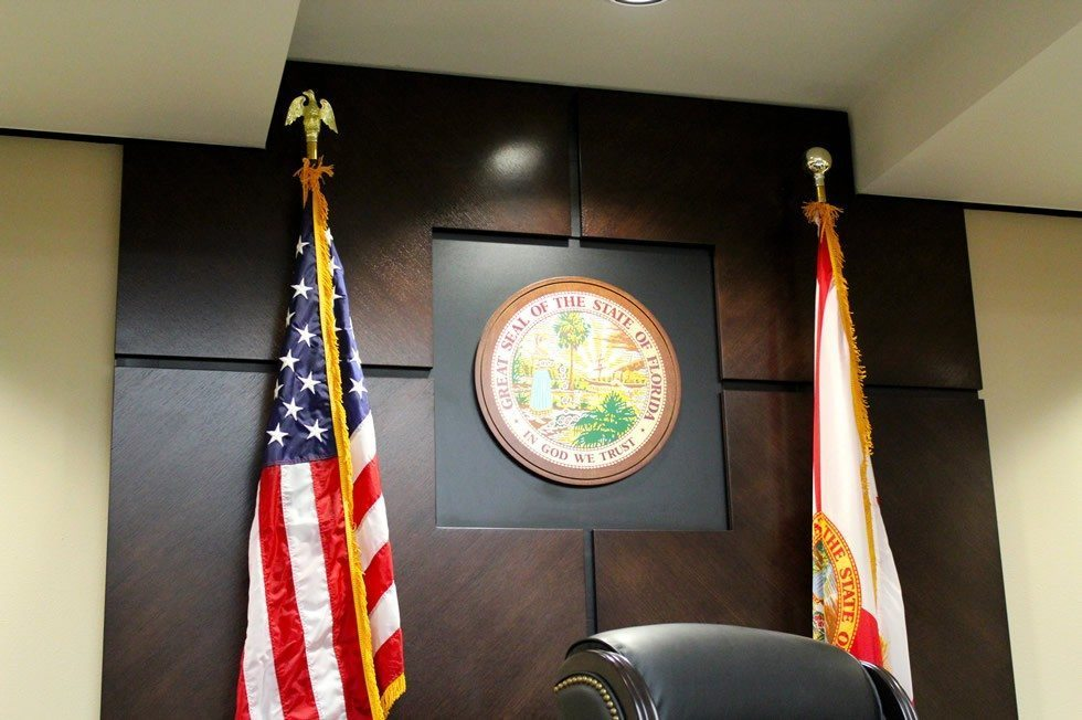 Leon County Courthouse in Tallahassee-2924f5b131