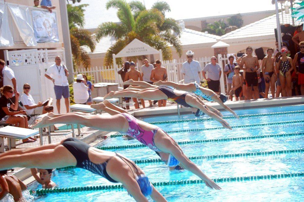 Pine Crest Schools summer swim camp