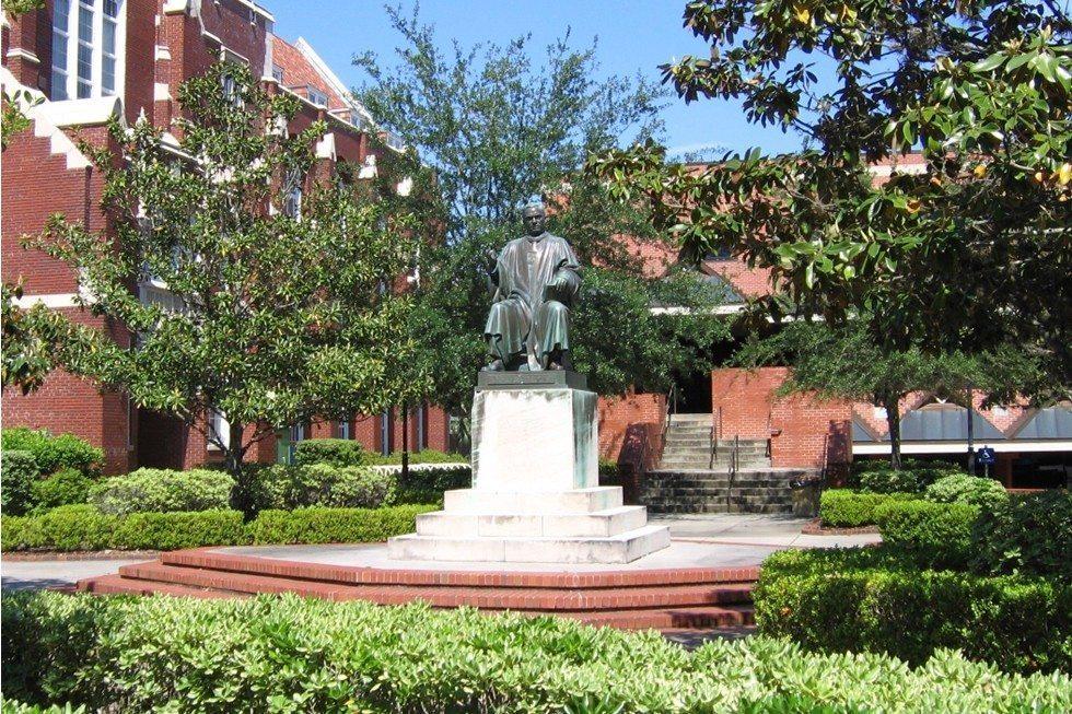 UF_Albert A Murphee Statue