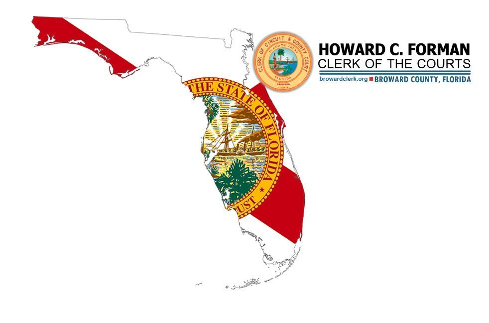 State of Florida Sued by Broward County Clerk