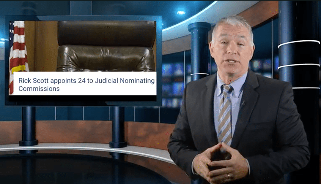 Gil Singer – Re-Appointed to Judicial Nominating Committee