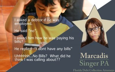 Fabulous Debt Collection Excuses