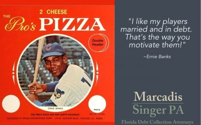 Married And In Debt – Ernie Banks