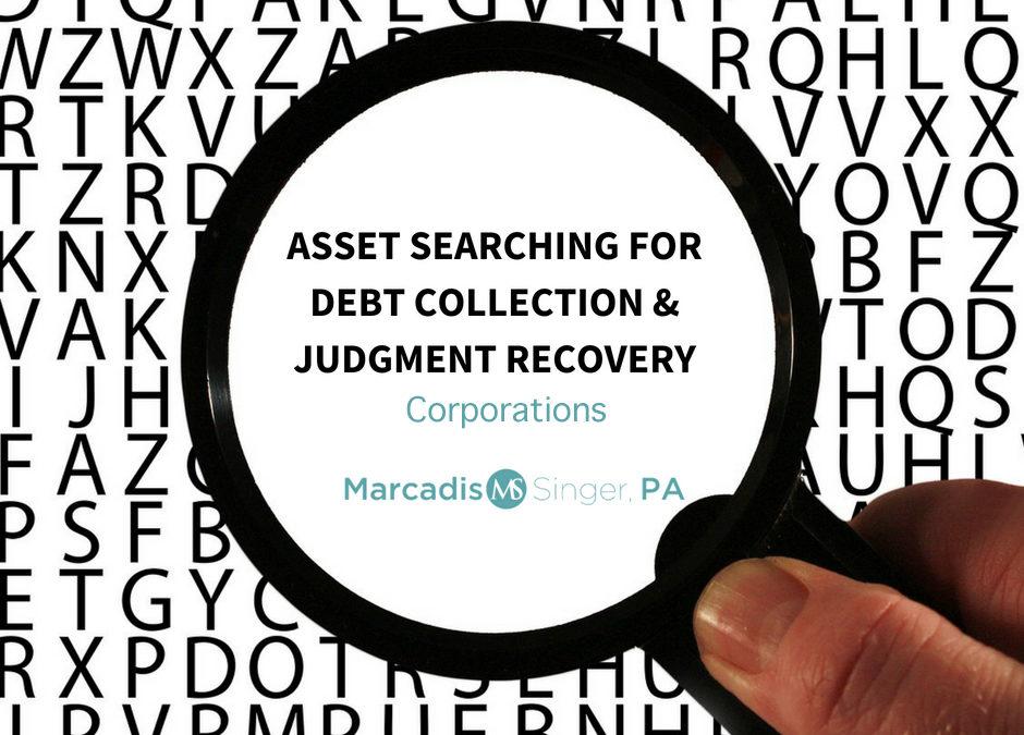 Asset Searching & Debt Collection Hiding Assets Conclusion