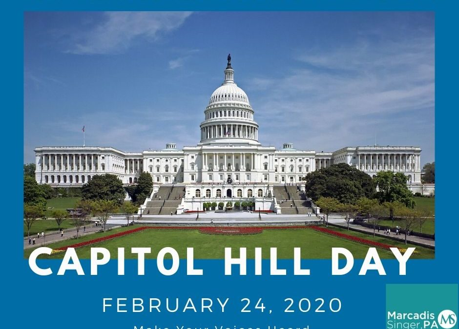 Creditors' Rights Represented at 7th National Capitol Hill Day