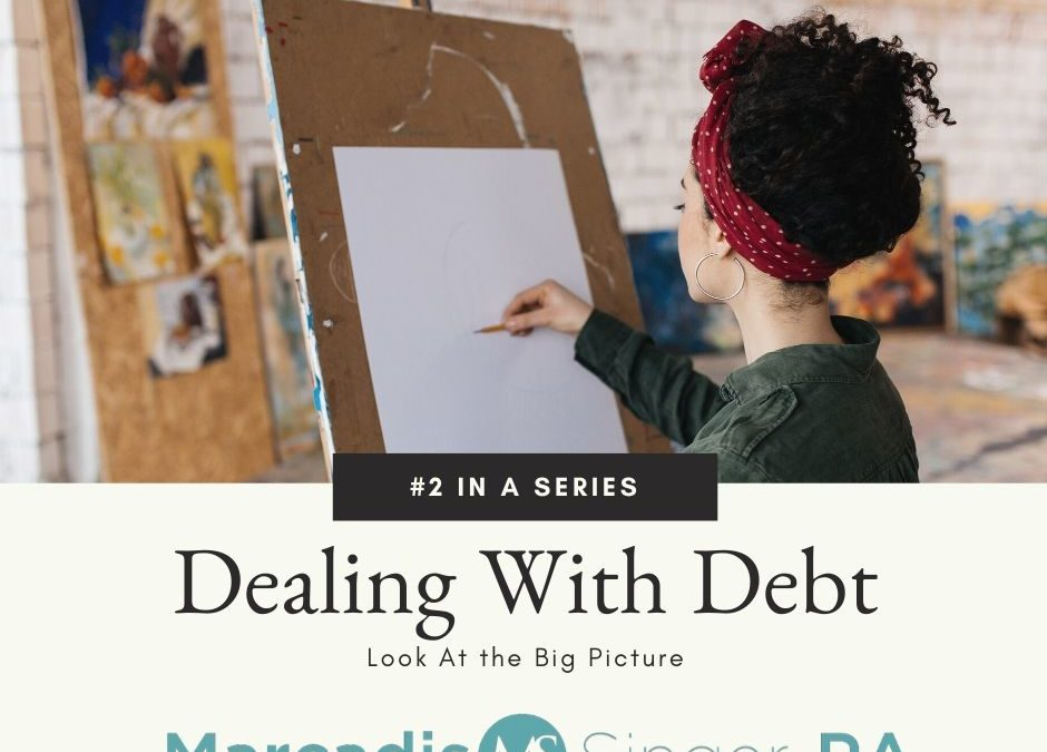 Dealing With Debt – Series – Part 2