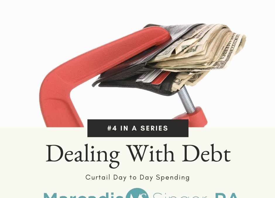 Defeat Debt – curtailing day-to-day spending