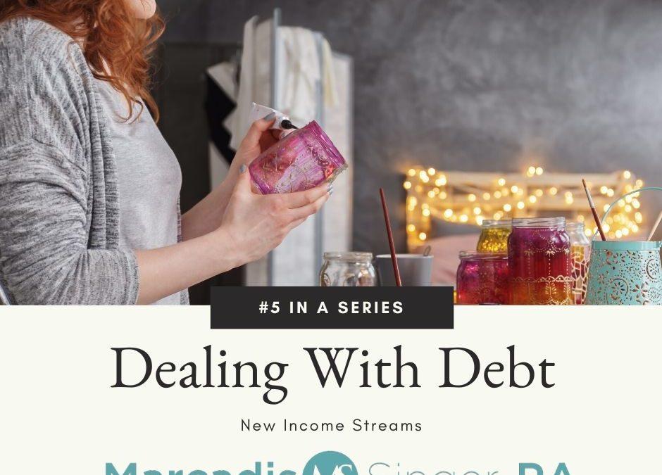 Earn Side Money , Defeat Debt