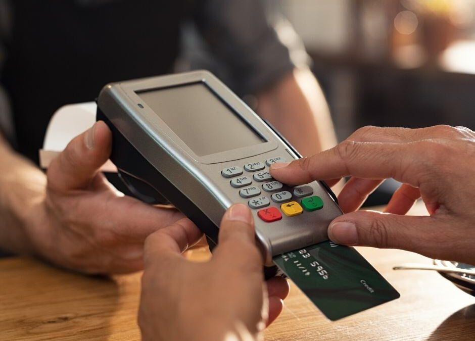 Credit Card Debt in Steep Decline