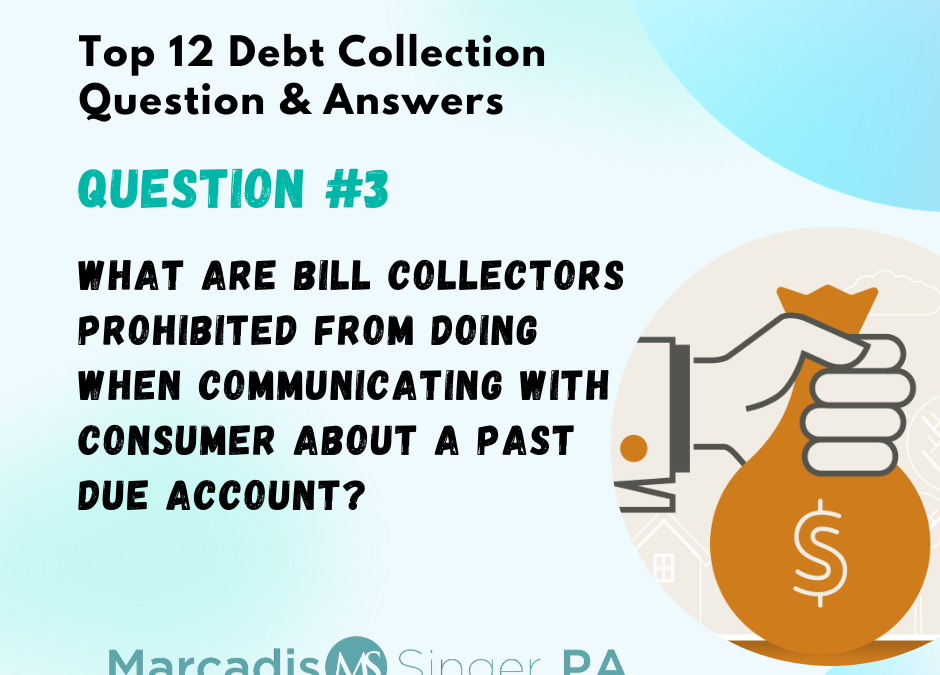 Things to Avoid as Bill Collectors – Top 12 Debt Collection Q&A