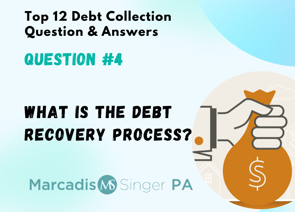 Debt Recovery Process – Top 12 Debt Collection Q&A