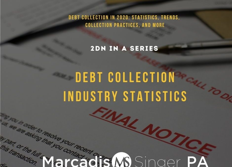 Debt Collection Industry Statistics | Debt Collection in 2020