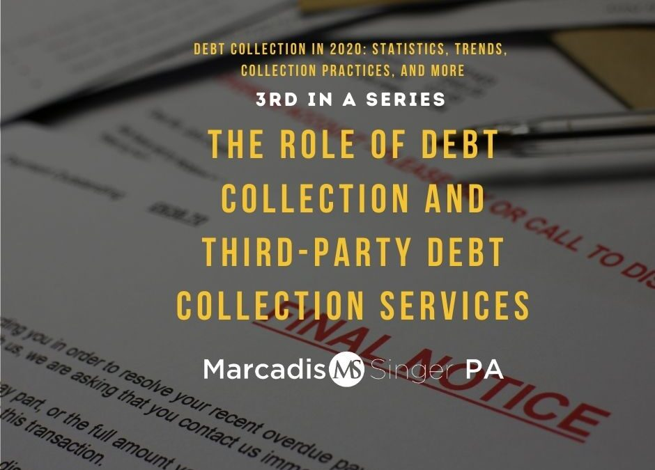 The Role of Debt Collection and Third-Party Debt Collection Services